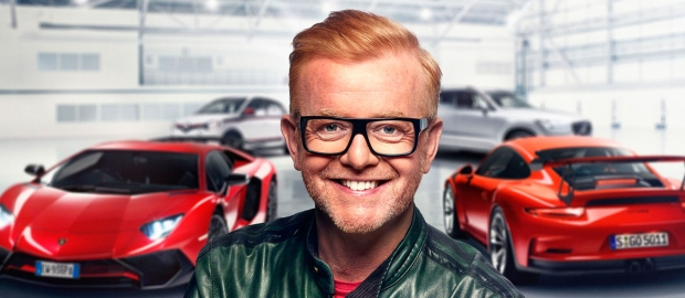 Chris Evans napustio Top Gear! - Koji auto?