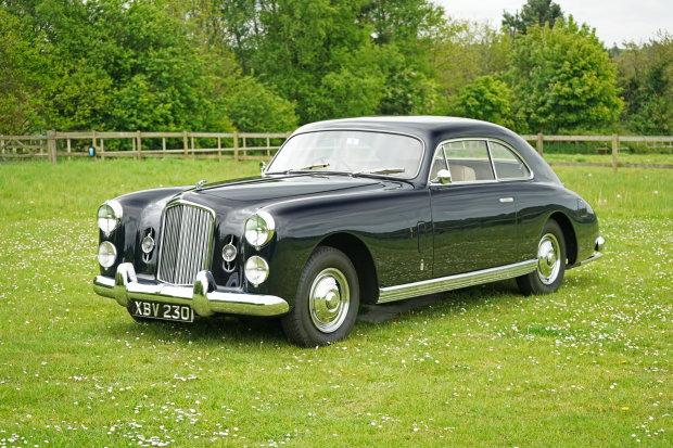 Bentley MkVI Facel Metallon
