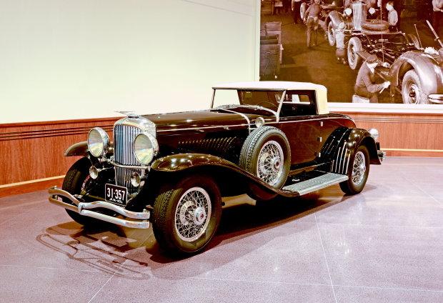 Duesenberg Model J