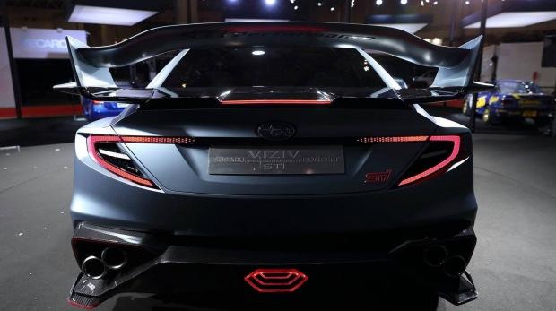 Subaru VIZIV Performance STI Concept - Koji auto?