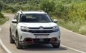 test citroen c5 aircross
