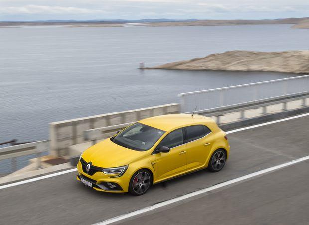 test Renault Megane R.S. Trophy